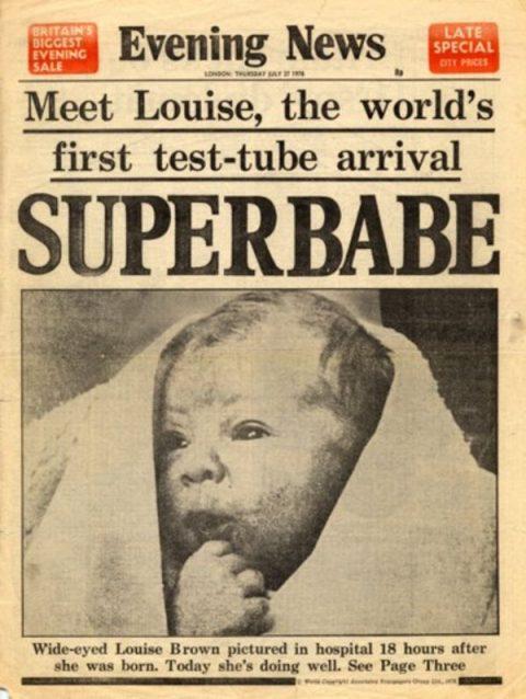 Tüp Bebek Tedavisi Geçmişi ve Geleceği