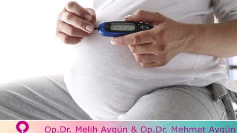 Gebelik diyabeti semptomları