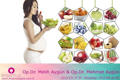 Tüp bebek tedavisi öncesinde herhangi bir diyet uygulanmalı mı?