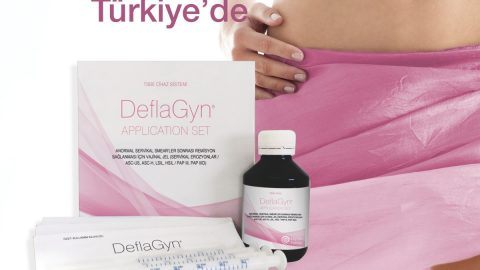 Anormal servikal smear tanılarında; DEFLAGYN APPLICATION SET