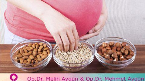Fındık yönünden zengin Akdeniz tipi sağlıklı beslenme tarzını ilke edinmek, gebe kalmaya yardımcı olabilir