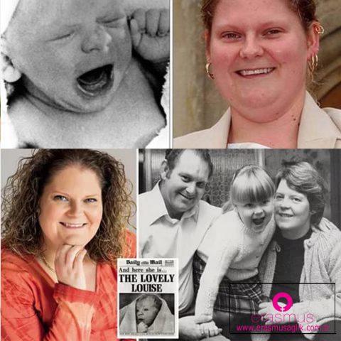Dünyanın ilk test tüpü bebeği şuan 40 yaşında: Yüzyılın tüp bebek buluşması